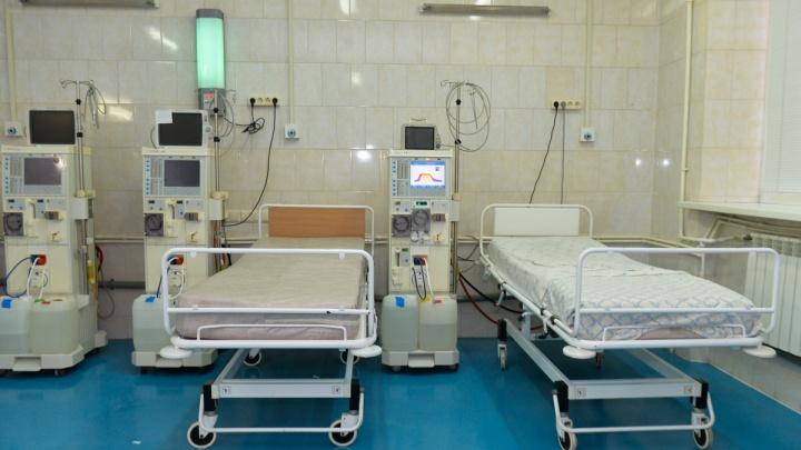Медики рассказали о состоянии китайца, госпитализированного в Богдановиче с подозрением на коронавирус