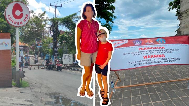 Челябинка с мужем и сыном застряла на сказочном острове из-за пандемии коронавируса