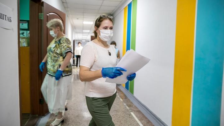 В Красноярском крае за сутки выявлено 128 новых случаев COVID