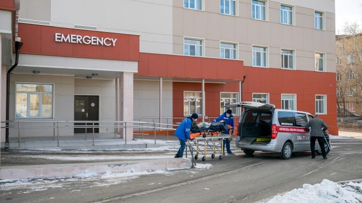 Еще у троих пациентов заподозрили коронавирус