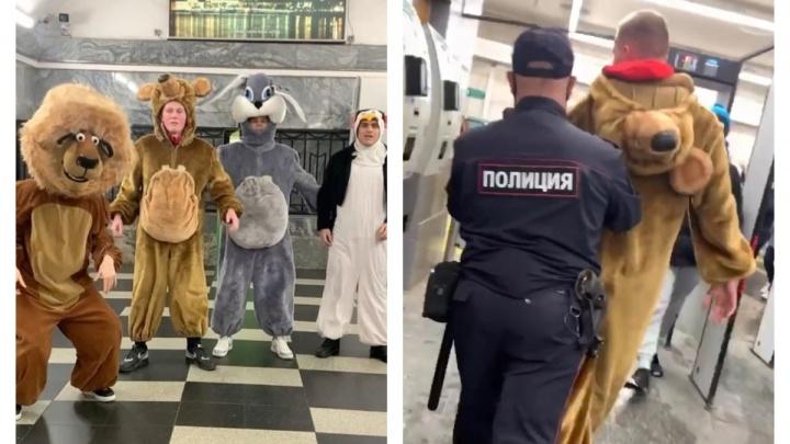 Екатеринбургского Instagram-блогера задержала полиция в питерском метро