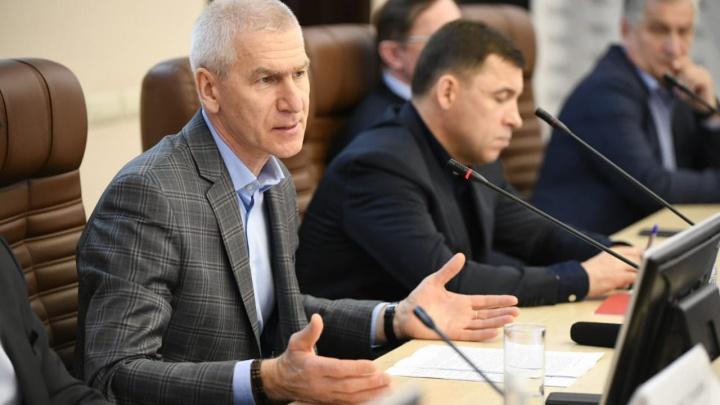 Министр спорта поддержал идею, чтобы сборная России по футболу сыграла в Екатеринбурге