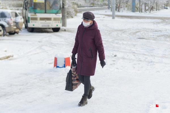 С начала пандемии в Поморье заразились коронавирусом 31 617 человек
