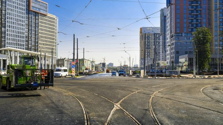 В Перми откроют перекрёсток улиц Сибирской и Революции