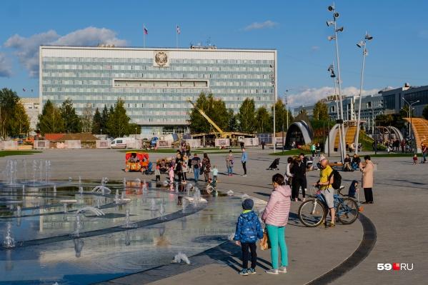 На благоустройство эспланады выделят около миллиарда рублей