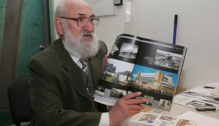 Умер красноярский архитектор Арэг Демирханов