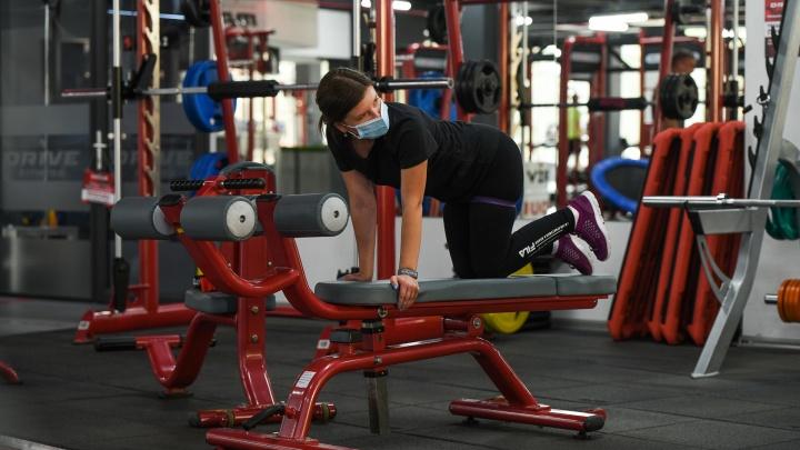 Опубликовано распоряжение Текслера о возобновлении работы летников, фитнес-клубов и тренировок спортсменов