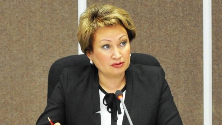 Ушла из жизни бывший вице-губернатор Татьяна Вижевитова