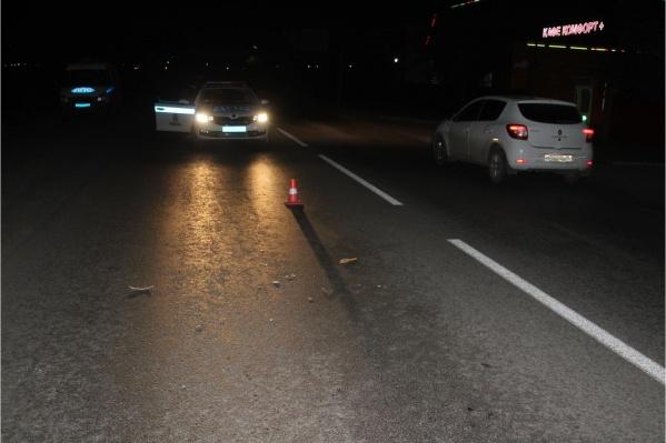 Две из трёх аварий произошли в Заозёрном