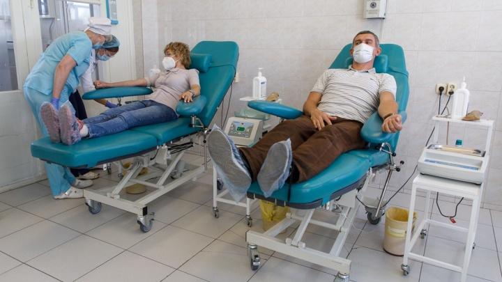 Антитела есть лишь у каждого десятого: в Волгограде объяснили дефицит антиковидной плазмы
