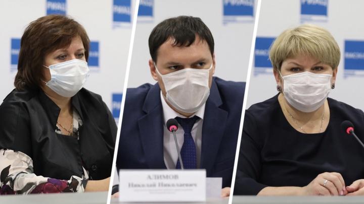 Места в больницах заканчиваются. Ситуация тяжелая: всё о коронавирусе в Волгограде и Волгоградской области