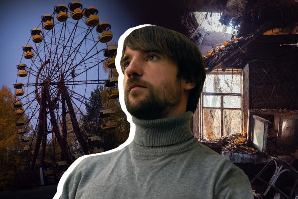 Бывший инженер променял завод на путешествия по бывшему СССР