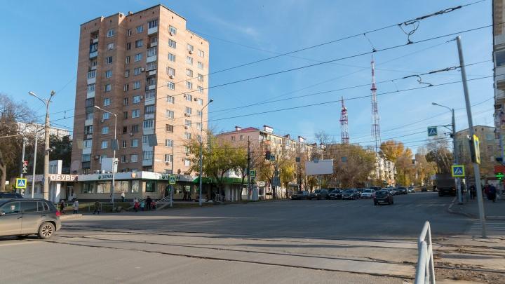 Транспорт по Ново-Садовой пустят по временной схеме