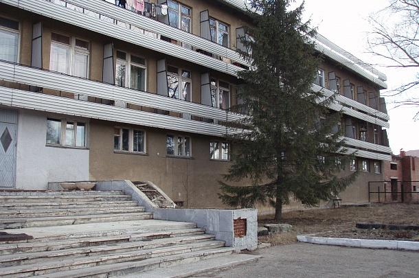 В Челябинске выставили на продажу профилакторий на озере Смолино