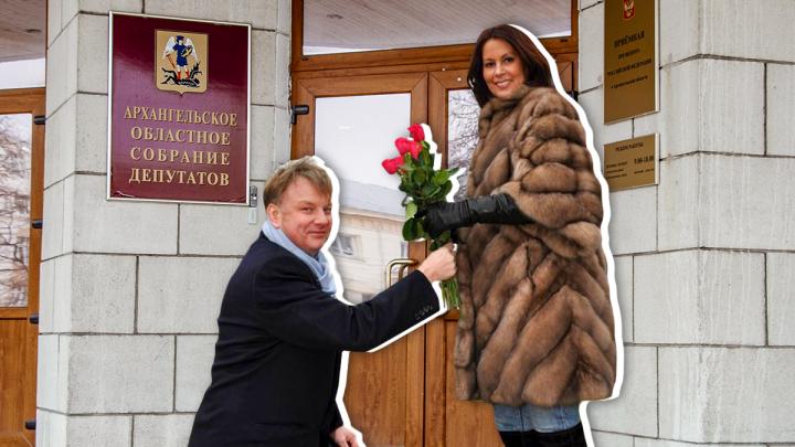 Замужем за властью: сколько зарабатывают самые успешные жены архангельских депутатов