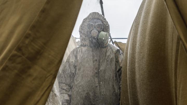 Под Волгоградом армия готовится к встрече с пандемией коронавируса