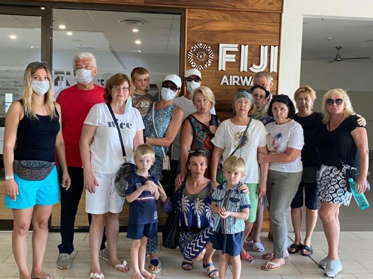 Волгоградский депутат эвакуировался с Фиджи...