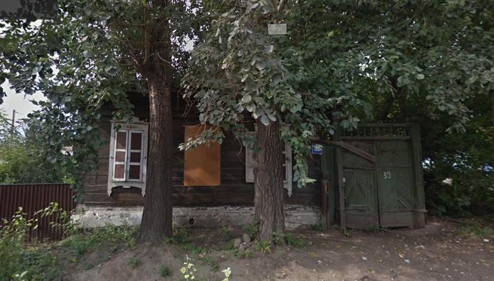 Квартал деревянных домов около «Космоса» снесут под новую застройку
