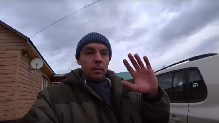 Прикамский блогер показал, как самоизолировался в деревне: с баней и шашлыками