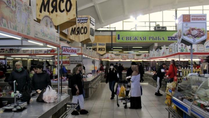 Мать больного ребёнка поехала за продуктами на рынок и получила штраф за нарушение самоизоляции