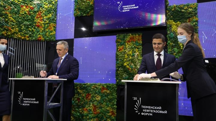 «Сокар Энергоресурс» и правительство области решили вместе развивать экономику и социальную сферу региона