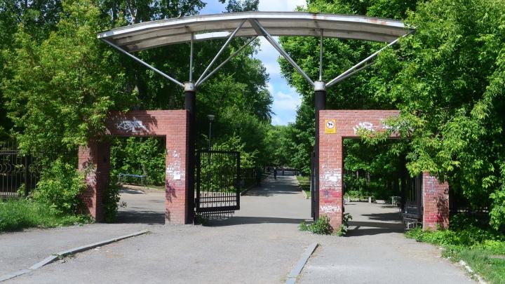 Горожане попросили мэрию сделать в Основинском парке фонтан и зону для воркаута. Ответ чиновников
