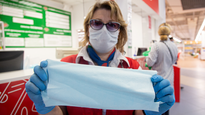 Новые заболевшие и ярмарка во время пандемии: всё о COVID-19 в Архангельской области на 2 июля