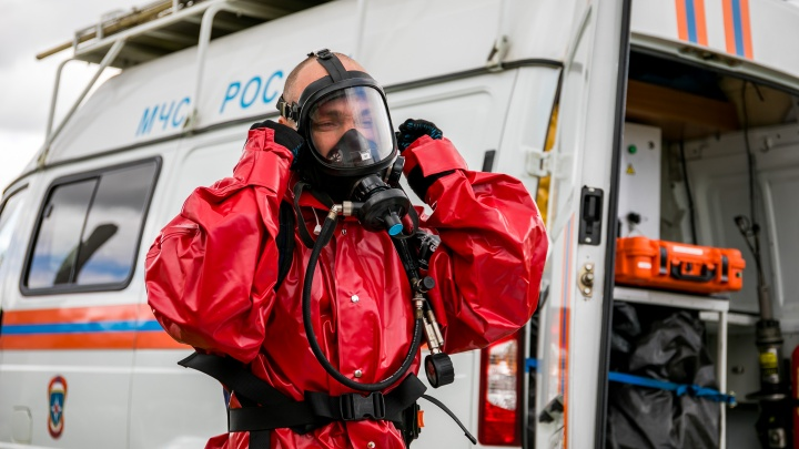 «Самое страшное — не успеть»: день из жизни и работы красноярских спасателей