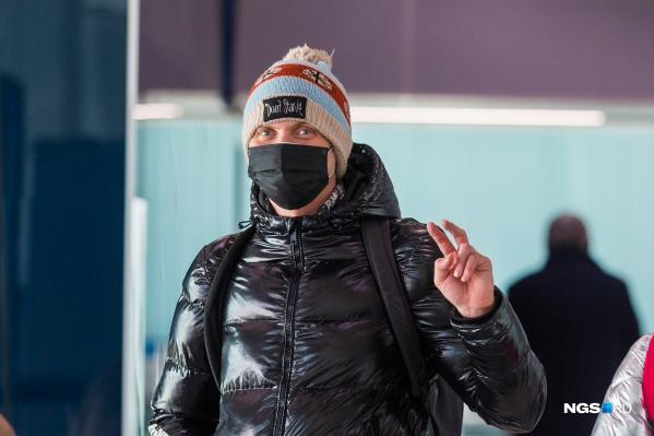 Защитная маска — тренд этого сезона