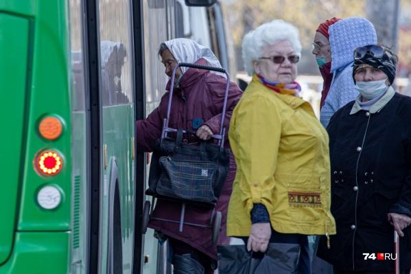 Женщина, у которойзаподозрили коронавирус, работает кондуктором в автобусе
