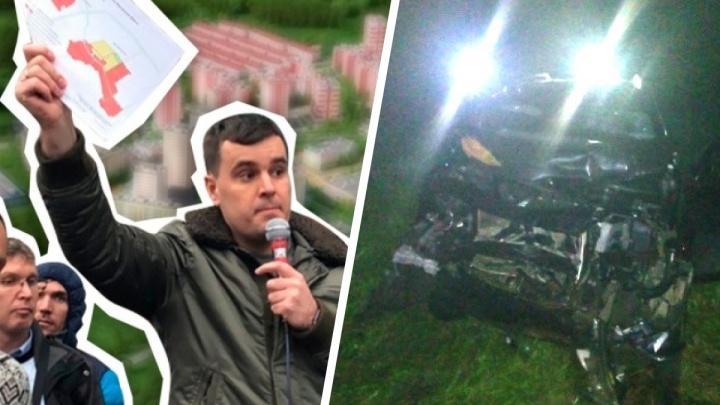Скандальная застройка и трагическое ДТП: что случилось в Ярославской области за сутки. Коротко
