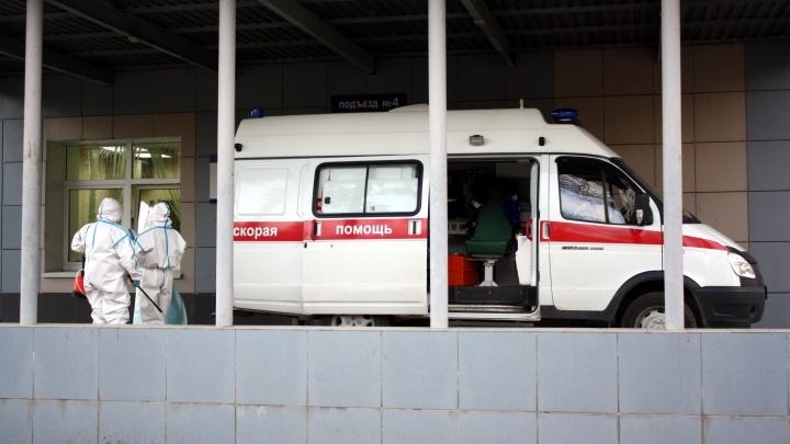 Число погибших от коронавируса уральцев перевалило за сотню