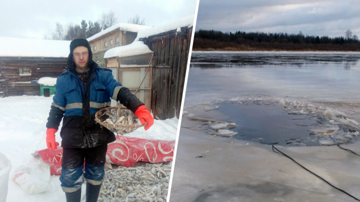 «Мужики нас увидели, приободрились»: глава Пертоминска — о том, как с депутатом спасал рыбаков