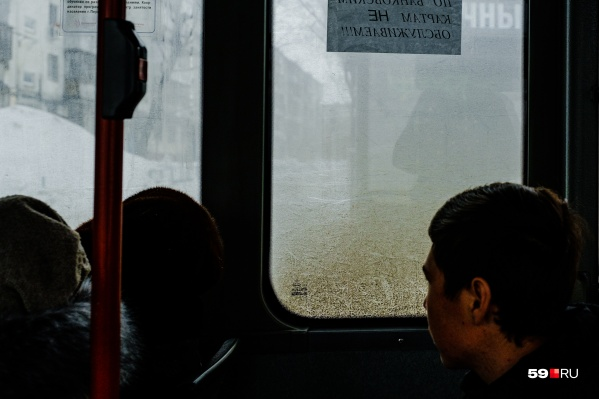 В некоторых автобусах понять, где вы находитесь, можно только благодаря сообщениям системы