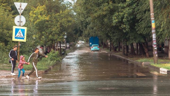 Осторожно, град! В Самарской области ожидают опасную субботу