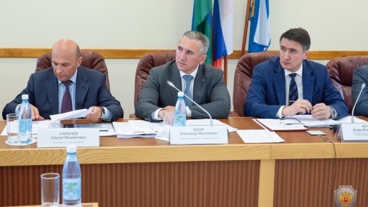 Стало известно, кто может сменить начальника ФСБ Тюменской области Игоря Кочнева