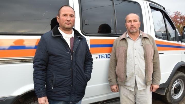 Зарево и крики мальчишек. Как тюменцы спасали детей из горящего дома в СНТ «Малинка»