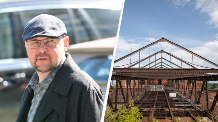 Писатель Алексей Иванов встретится с поклонниками на заброшенном заводе в Сысерти