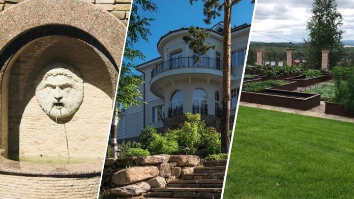 На Таватуе выставили на продажу усадьбу по цене 20 вилл в Пиренеях