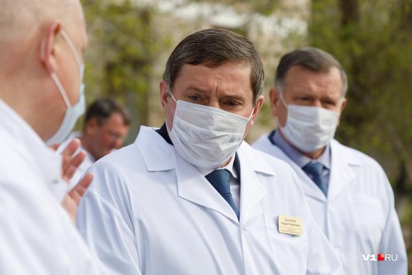 Жёстких запретов Андрей Бочаров решил избежать