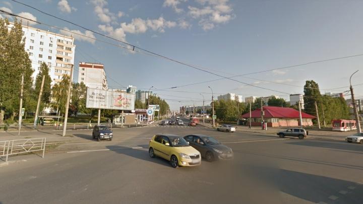 В Самаре наказали чиновника МП «Благоустройство» за выбоины на Ново-Садовой