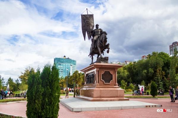 Ученые считают, что князь Засекин построил крепость Самару в сентябре