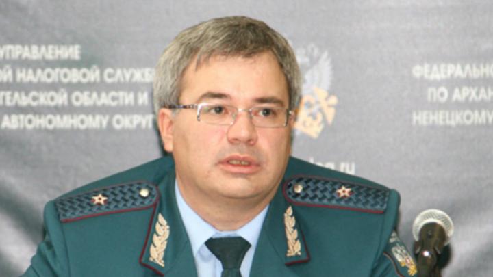 Экс-главе налоговой Архангельской области предъявили обвинения во взяточничестве