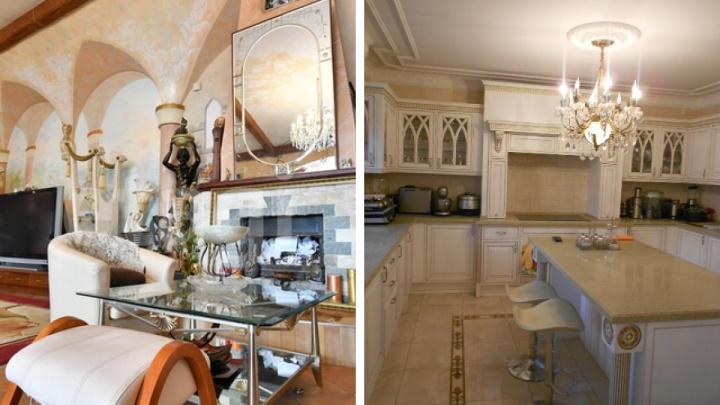 Дорого-богато: топ квартир с колоннами в Красноярске стоимостью десятки миллионов