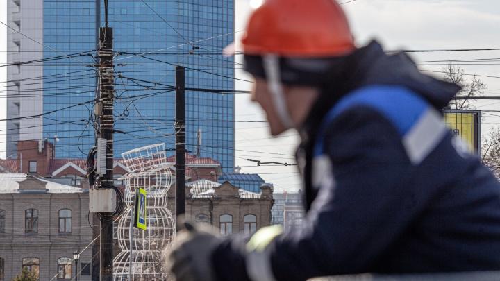 «Способствует имиджу города»: в Челябинске спрячут под землю 500 километров проводов