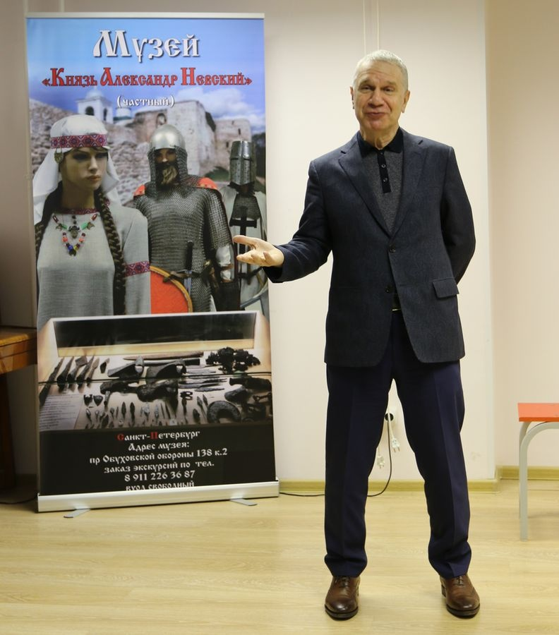 Председатель совета директоров холдинга «РСТИ» (Росстройинвест) Федор Туркин