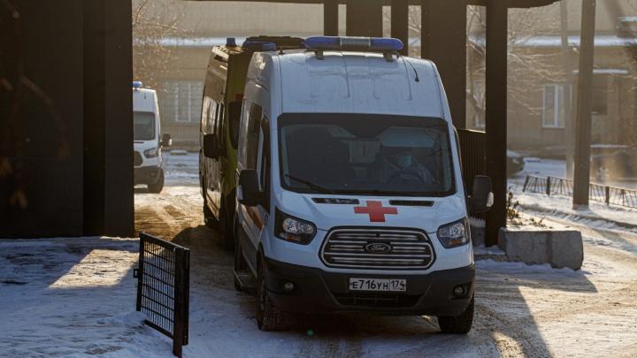 В статистику Минздрава Челябинской области попали еще 13 умерших пациентов с коронавирусом