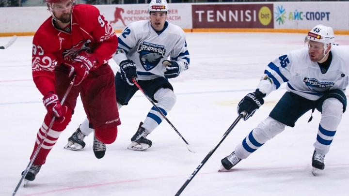 «Какая-то психологическая яма»: курганские хоккеисты проиграли шестой матч подряд