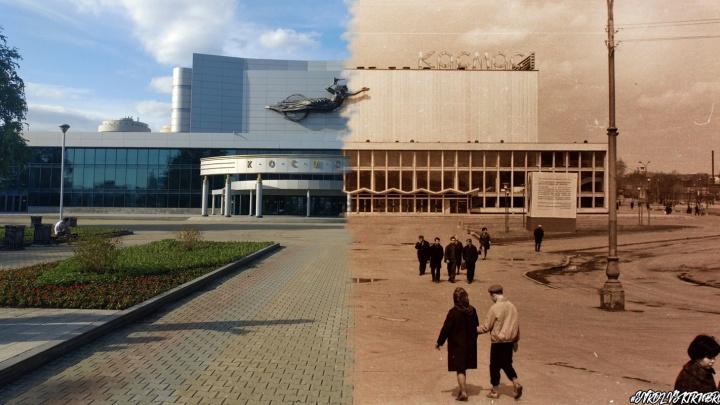 Тогда и сейчас: уралец сравнил фотографии Свердловска и Екатеринбурга