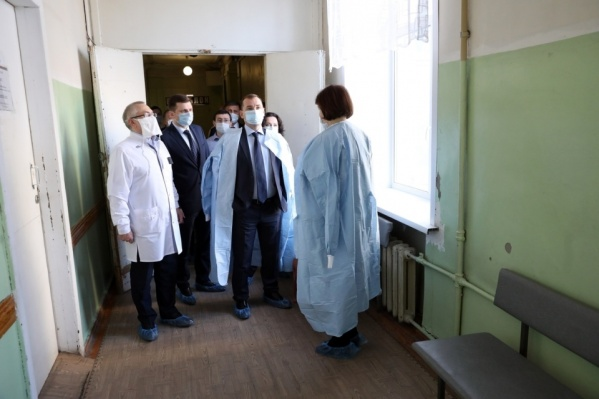 В Зауралье ликвидировали оперативный штаб по профилактике распространения COVID-19